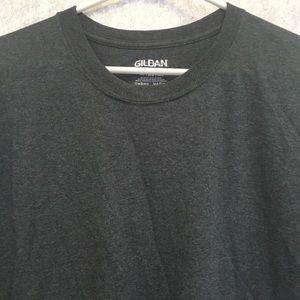 Dark gray DryBlend 3XL T-shirt